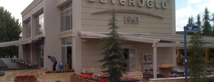 Düveroğlu is one of Restaurants.