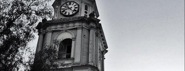 Iglesia San Francisco is one of santiago.