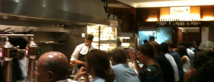 Cal Pep is one of Good Eats in Barcelona.
