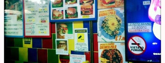 Queen Burger is one of Bologna senza vie di mezzo SI! e NO!.
