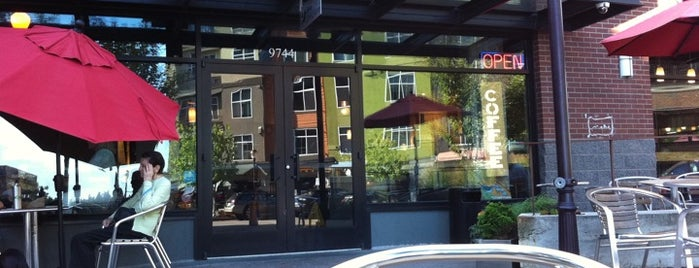 Urban Coffee Lounge is one of Rata's Seattle Coffee Trip - A Coffee Crawl!.