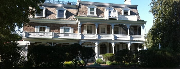 Woolverton Inn is one of Best Places to Check out in United States Pt 3.