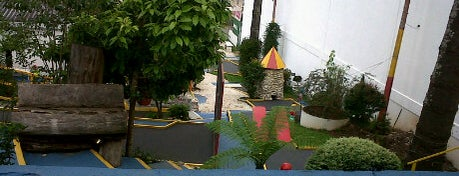 Mini Golf is one of The best of Campos do Jordão.