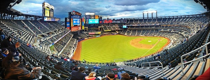 Citi Field is one of Destination of the Day.