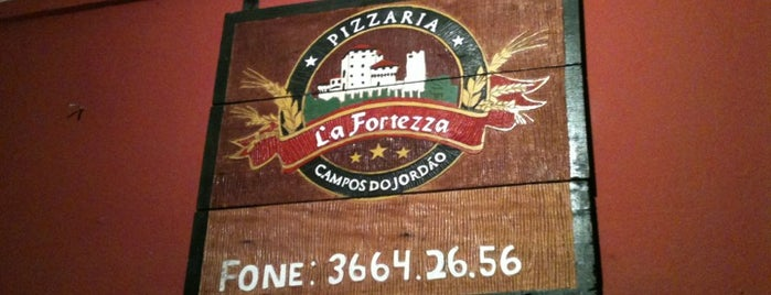 La Fortezza is one of Restaurantes em Campos do Jordão.