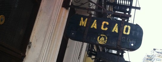 Macao Trading Co. is one of Must-visit Nightlife Spots in New York.