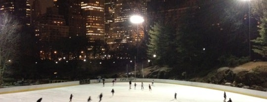 Wollman Rink is one of Park Highlights of NYC.