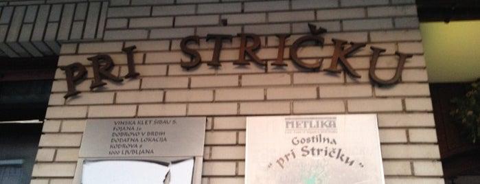 Gostilna Pri Stričku is one of Want to Try.
