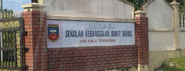 Sek. Keb. Bukit Bayas is one of Learning Centers #2.