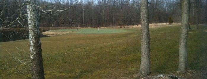 Mountain Branch Golf Club is one of Random.