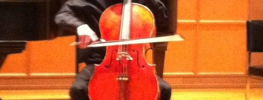 Hochstein School of Music & Dance is one of Roc.