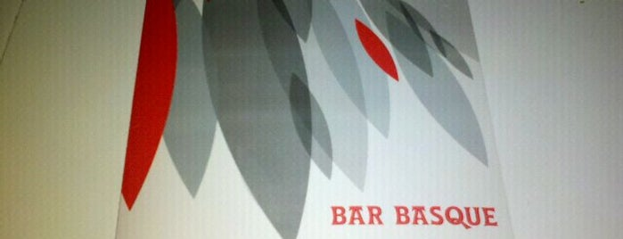 Bar Basque is one of NYC Restaurant Week Uptown.