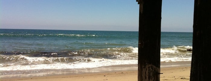 Amarillo Beach is one of USA Trip 2013 - The West.