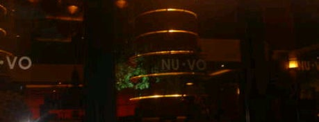 NU•VO is one of Favorite Nightlife Spots.