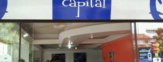 Gula Capital is one of Distrito Federal - Comer, Beber.