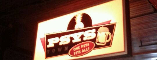 Psys is one of The best after-work drink spots in Nairobi, Kenya.