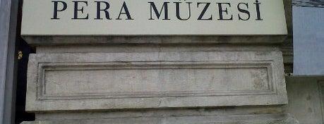 Pera Müzesi is one of Tarih/Kültür (Marmara).