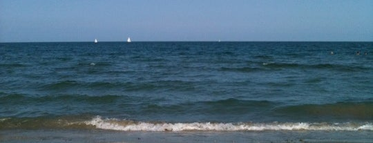 Lido Di Classe is one of Beach.