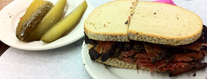 Katz's Delicatessen is one of New York City's Must-See Attractions.