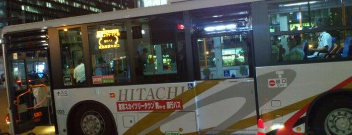 秋葉原駅前バスターミナル is one of 秋葉原エリア.