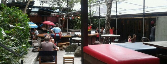 Southern Cross Garden Bar Restaurant is one of The coolest little capital in the world.
