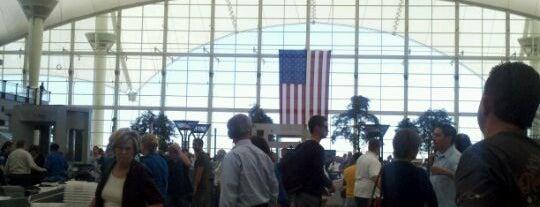 Flughafen Denver International (DEN) is one of World Airports.