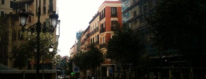 Calle de la Montera is one of Madrid, baby!.