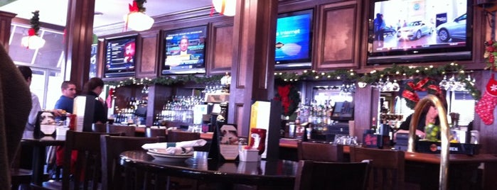 BlackFinn Bethesda is one of Local Redskins Rally Bars.