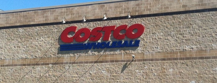 Costco Wholesale is one of My Places.