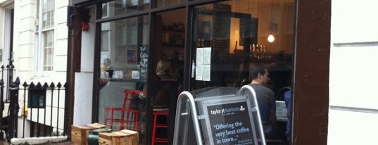 Taylor St Baristas is one of CoffeeGuide..