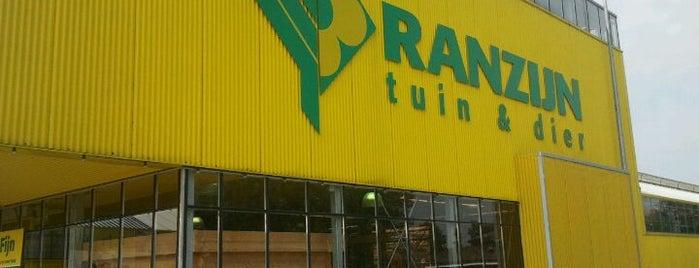 Ranzijn tuin & dier is one of Winkels.