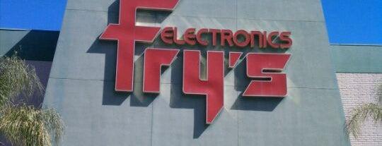 Fry's Electronics is one of Nikki Kreuzer's Offbeat L.A..