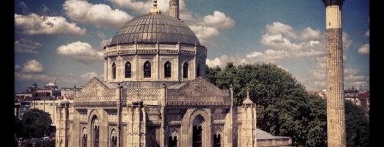Pertevniyal Valide Sultan Camii is one of İstanbul.