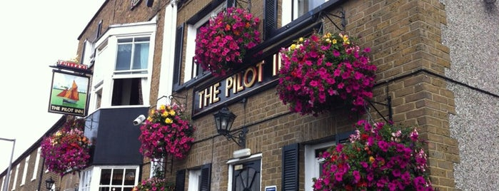 The Pilot Inn is one of London.