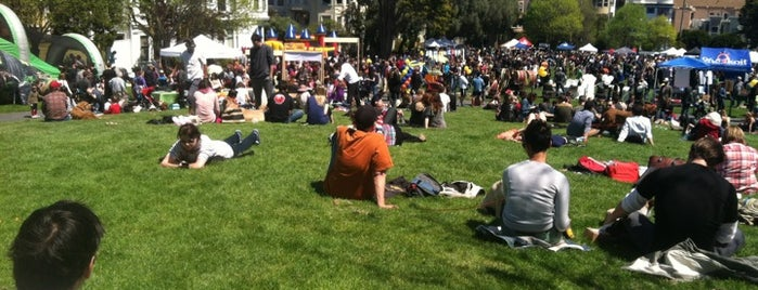 Duboce Park is one of Best Of Winners 2012.