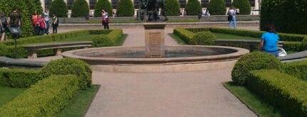 Wallenstein Garden is one of Gardens, Parks and Forests in Prague.