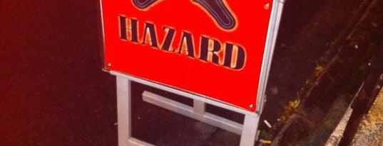 CLUB HAZARD is one of Clubs & Music Spots venues in Tokyo, Japan.