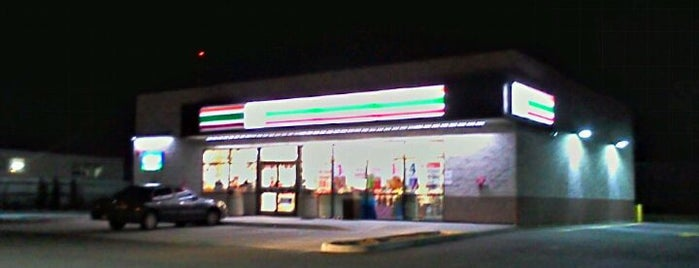 7-Eleven is one of my tips.