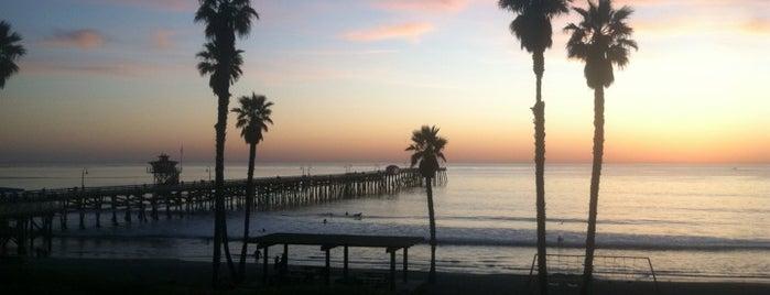 San Clemente Beach Trail is one of san clemente.