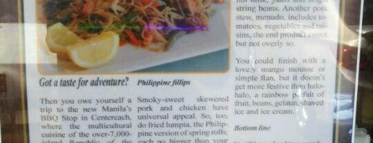 Manila's BBQ Stop is one of Restaurants.