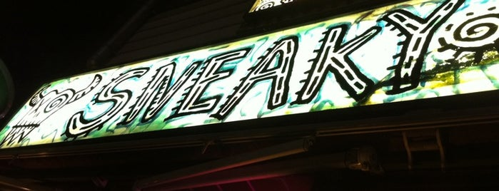 Sneaky Dee's is one of Guide to Toronto's GEMS!.