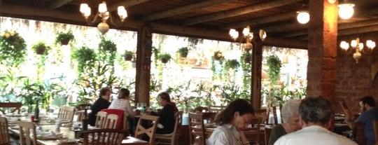 Chácara Tropical is one of Restaurantes preferidos.