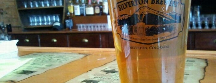 Silverton Brewery is one of Colorado Microbreweries.