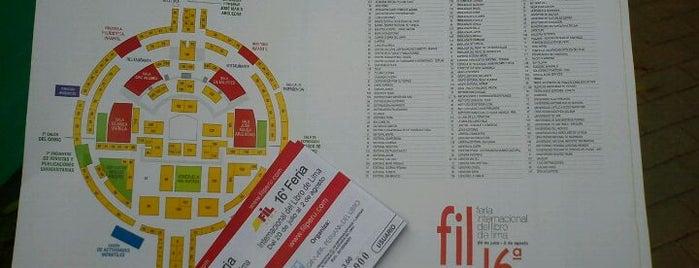 Feria Internacional del Libro - Lima is one of Top 10 favorites places in Lima, Peru.