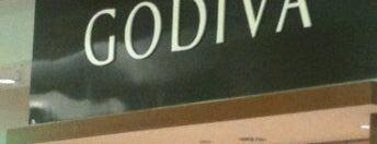 Godiva Chocolatier is one of Food and Bars.