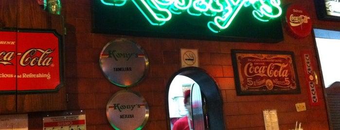Koony's is one of Comida.