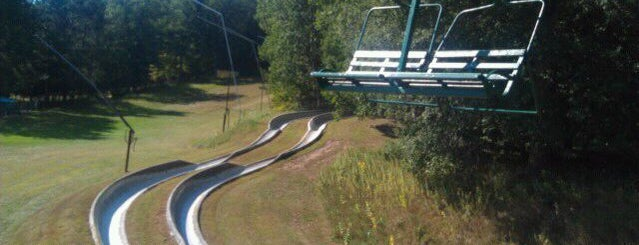 Wild Mountain Ski Area is one of Skiing in Minnesota.