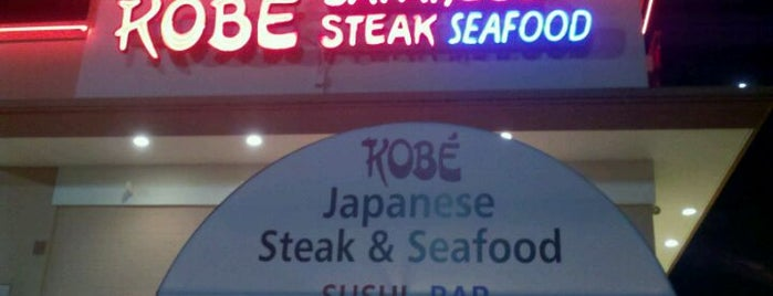 Kobé Japanese Steakhouse & Sushi Bar is one of Dining in Orlando, FL part 2.