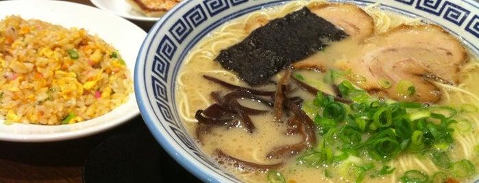 清陽軒 諏訪野町本店 is one of ramen.