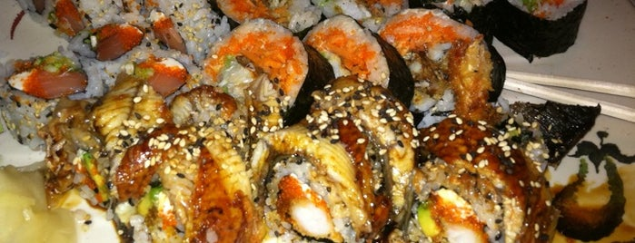 Sushi Matsuri is one of Gainesville Restaurants.